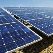 esempio di impianto fotovoltaico a terra