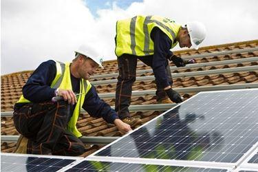 installazione impianto fotovoltaico su tetto