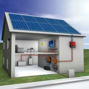 Dispositivo per il monitoraggio dell'impianto fotovoltaico