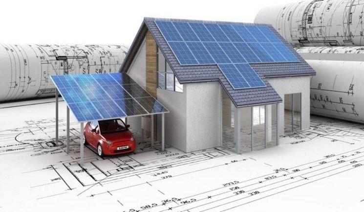 Progetto di un impianto fotovoltaico