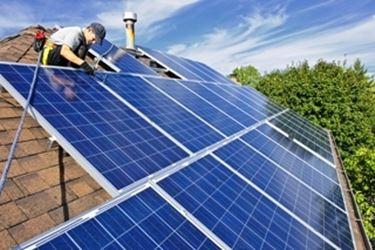 montaggio di un fotovoltaico