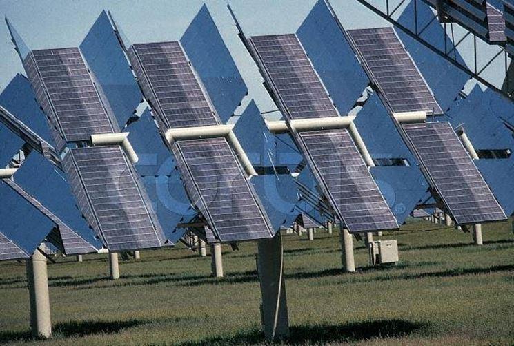 Pannelli esposti al sole (solar-trackers.ru)