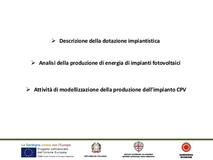 analisi produzione energia