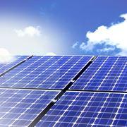 Un esempio di panello fotovoltaico