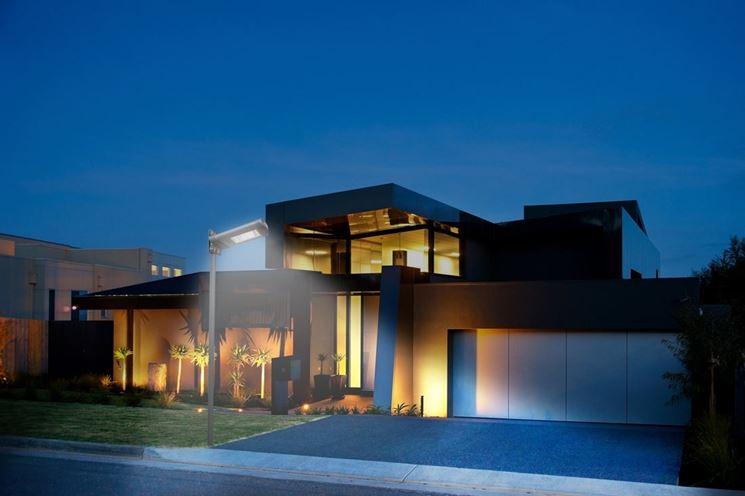 lampioni fotovoltaici per giardino