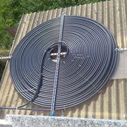 Pannello solare per scaldare l'acqua