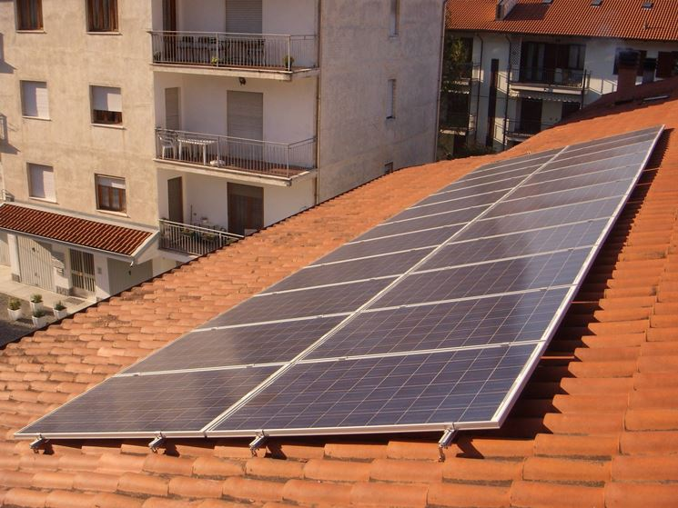 Pannelli per sfruttare l'energia solare