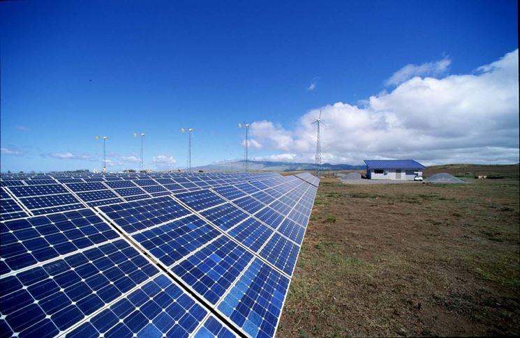 pannelli fotovoltaici per azienda
