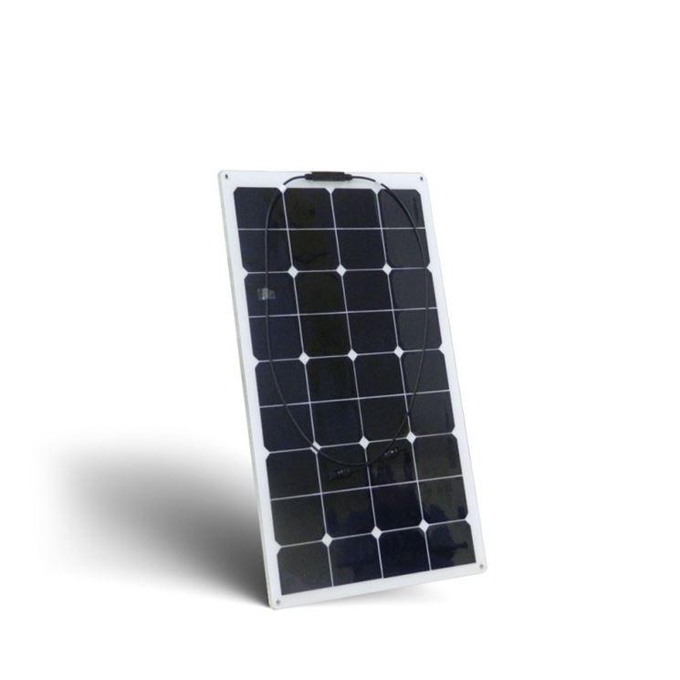 prezzi e modelli di pannelli fotovoltaici camper: pannelli in silicio monocristallino