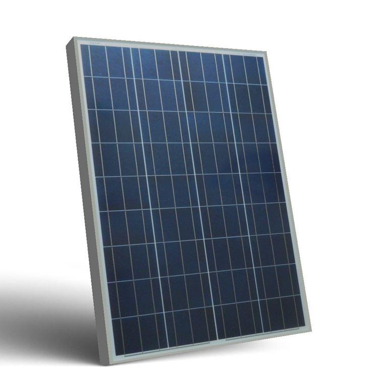 prezzi e modelli di pannelli fotovoltaici camper: pannelli in silicio policristallino