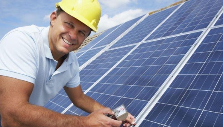 esperto produttore energia rinnovabile