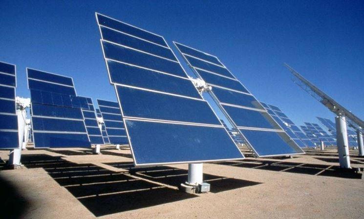 Il prezzo dei pannelli fotovoltaici � crollato nel corso degli anni