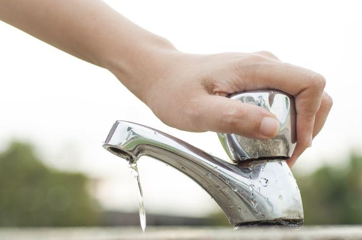 Buone abitudini per il risparmio idrico