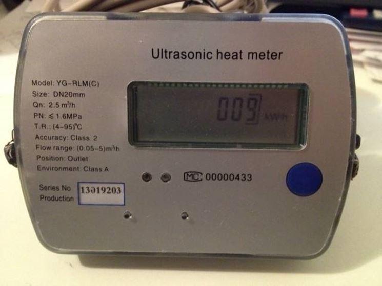Contabilizzatore di calore NIN-06