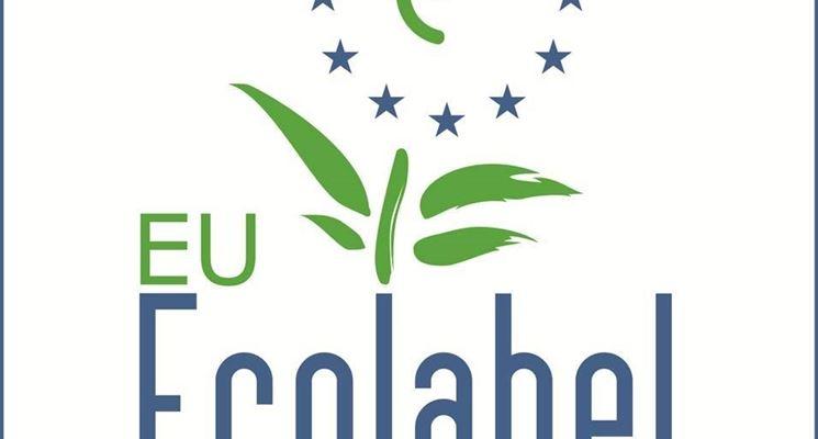 Logo del marchio europeo Ecolabel.