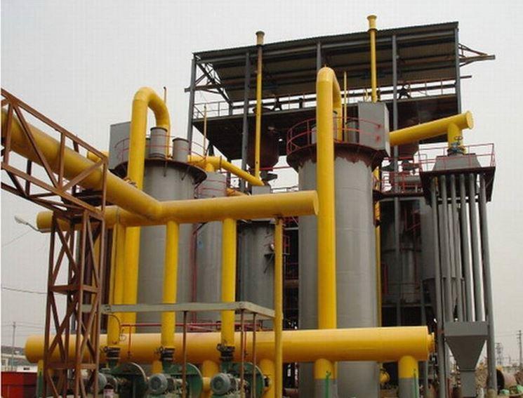 Tra i vantaggi più evidenti delle centrali a biomasse c'è il bilancio complessivo di CO2