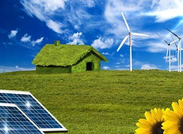 creazione di energia pulita