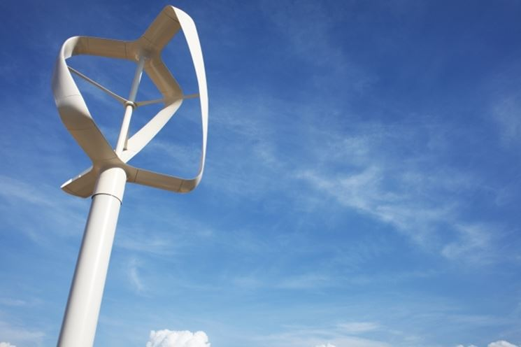 Piccola pala eolica