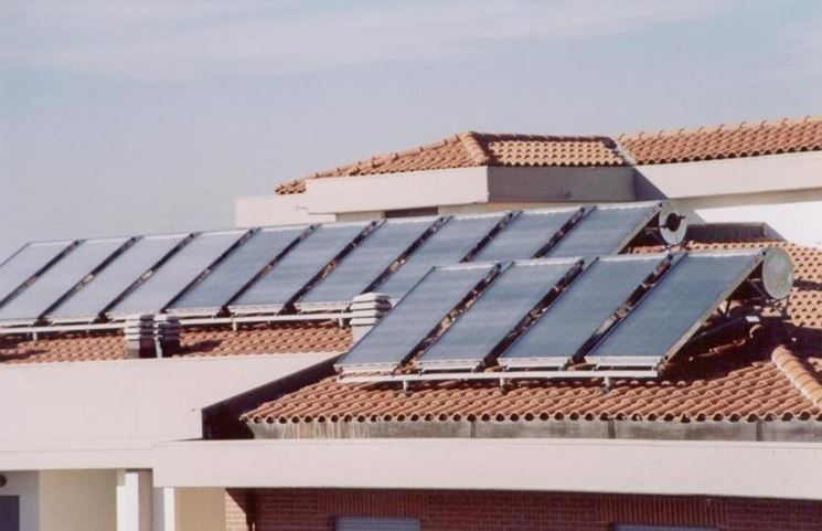 pannelli solari per condomini - Solare termico - cosa sono i ...
