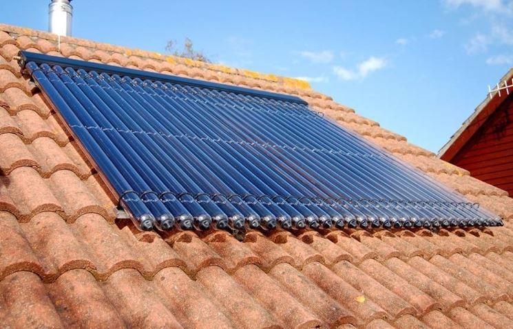 I pannelli solari sottovuoto sono affermati soprattutto nel Nord Europa