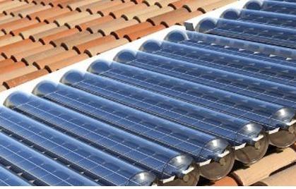 Piccoli pannelli solari solare termico pannelli solari for Pannelli solari solar