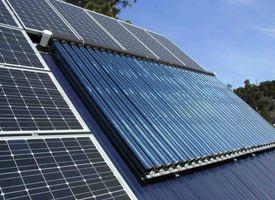 Utilizzo dei collettori solari