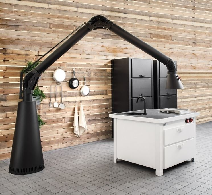Beautiful Cappe Aspiranti Da Cucina Contemporary - Home Interior ...