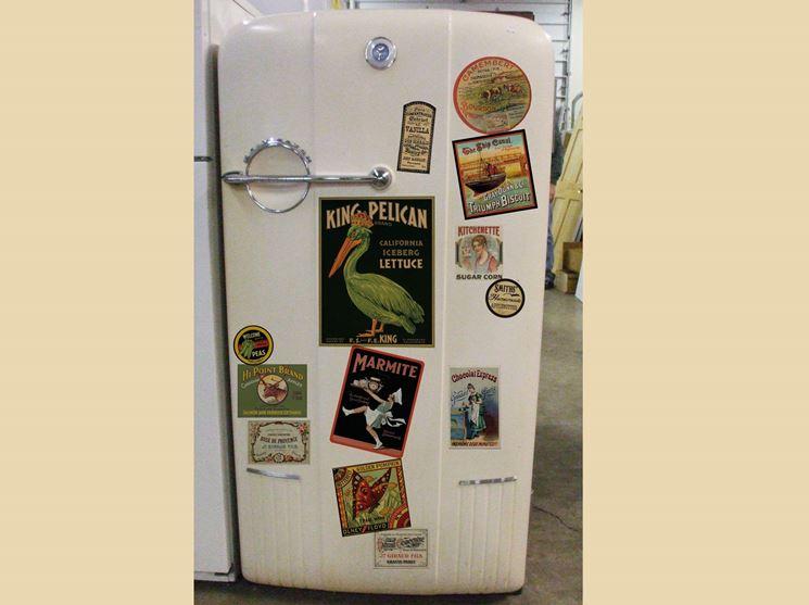 frigorifero stile vintage
