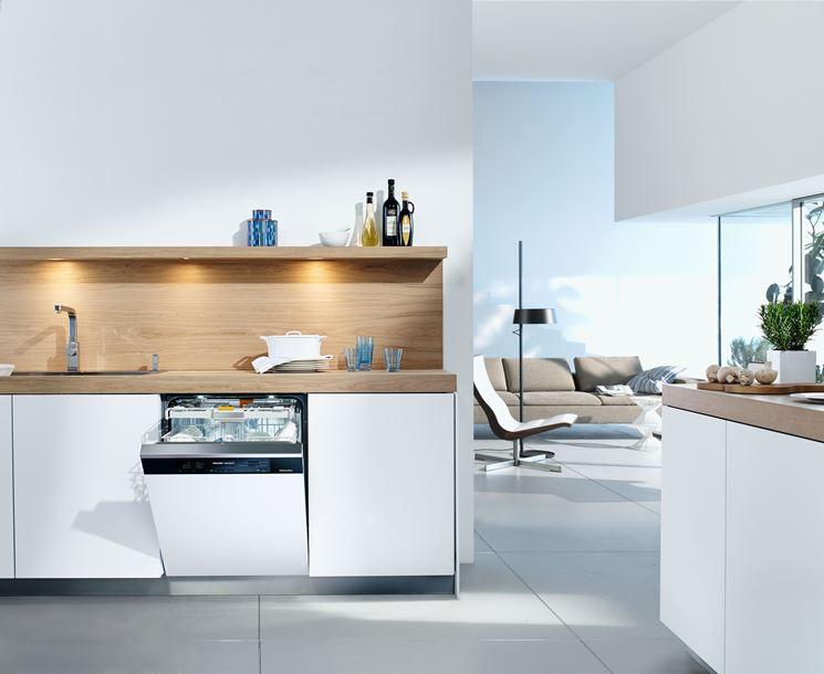 lavastoviglie moderne