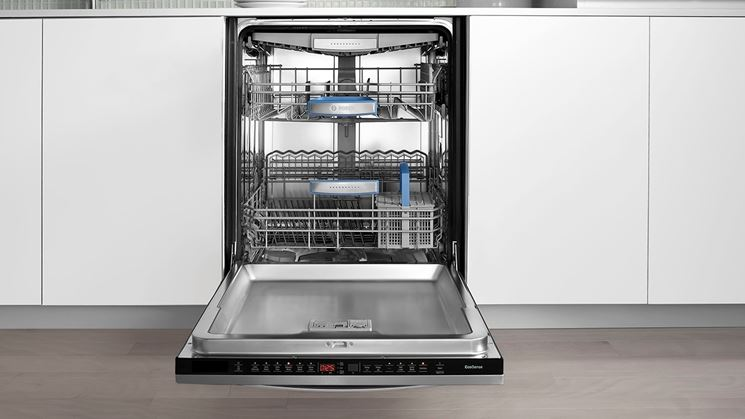 risparmio energetico con la lavastoviglie adatta