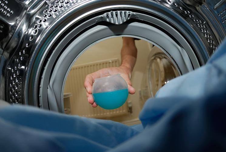 consumo della lavatrice