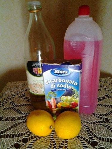 prodotti per detersivi fatti in casa