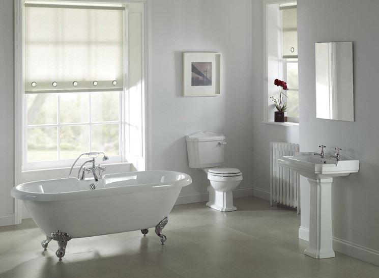 Pulizia del bagno come pulire pulire il bagno - Pulire fughe piastrelle aceto ...