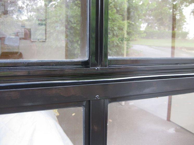 La verniciatura dell 39 alluminio come verniciare - Verniciare le finestre ...