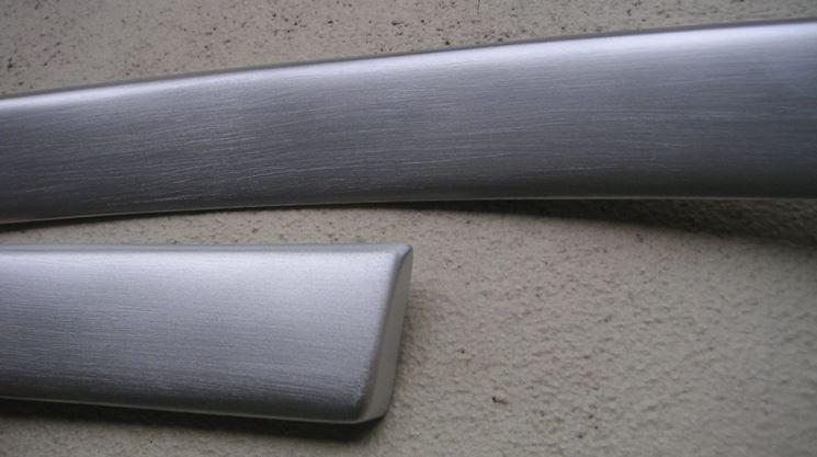 preparazione alluminio