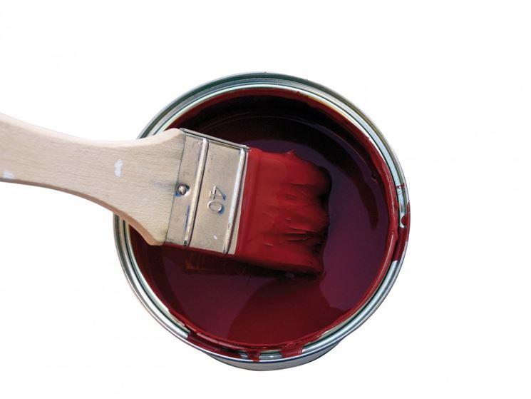 vernice per ferro