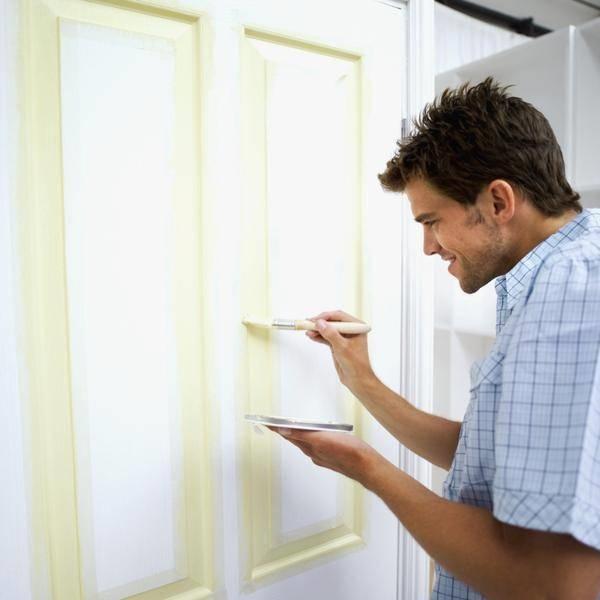 Verniciatura porte come verniciare verniciatura porte - Verniciare porte in legno ...