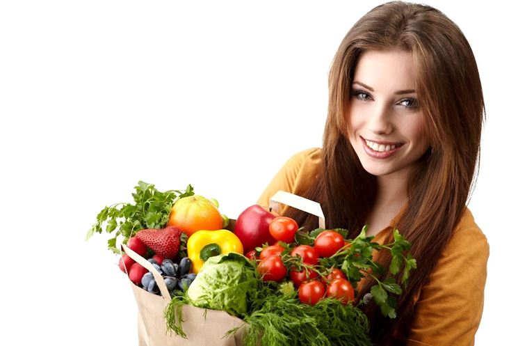 Cambio di stagione - alimentazione sana