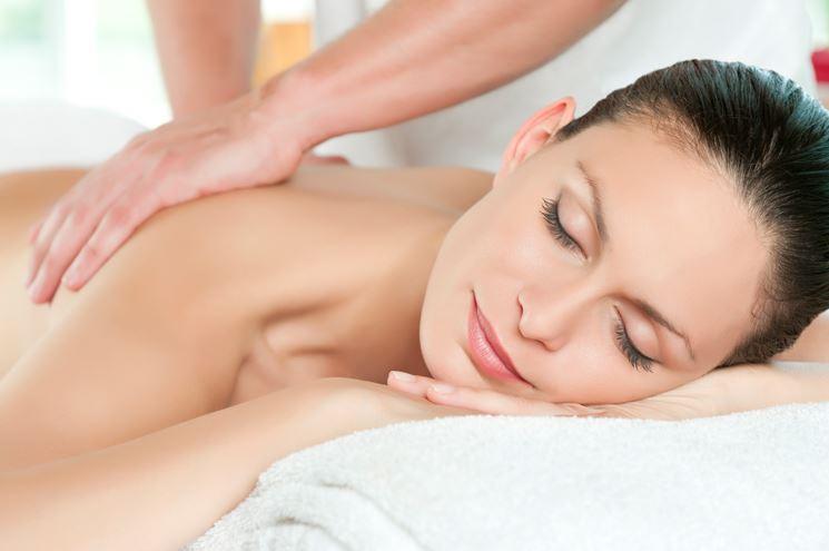 Cambio di stagione - massaggio rilassante