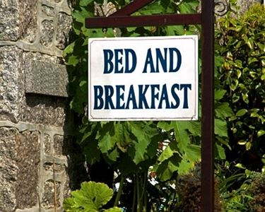 Insegna Bed and Breakfast