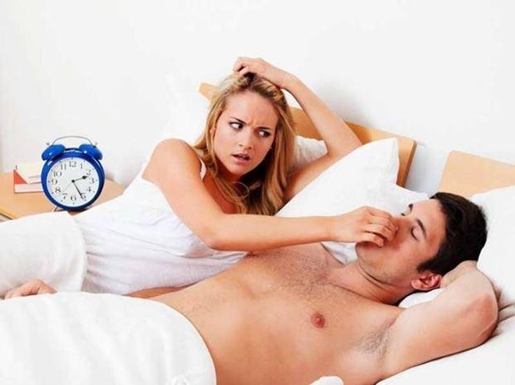 Prevenire e curare il russare