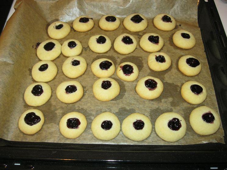 Biscotti casalinghi.