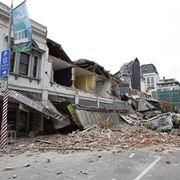 Danni terremoto