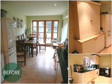 Home staging di una cucina