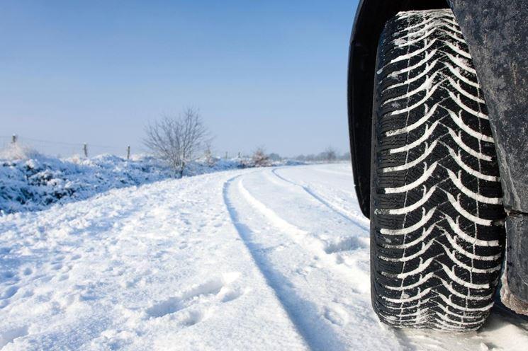 Tipico pneumatico invernale