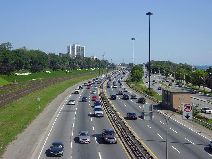 traffico moderno