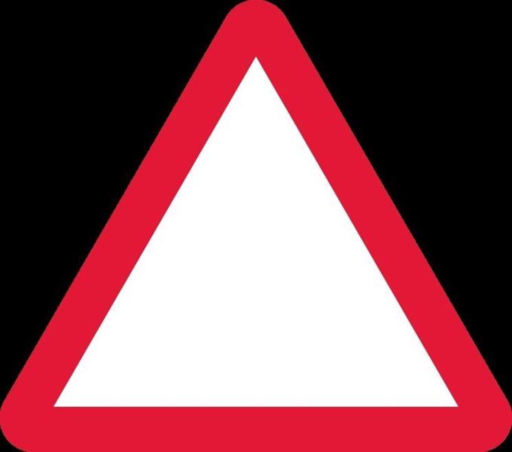 segnale di pericolo