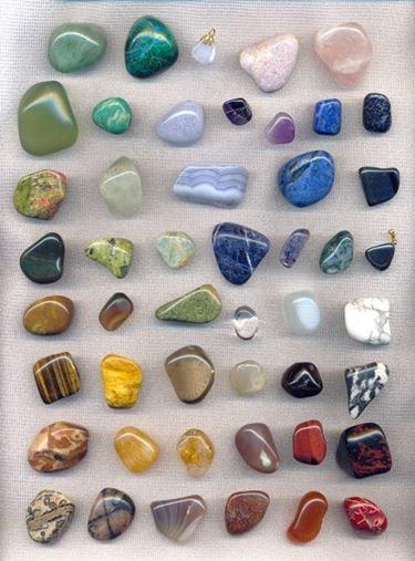 Esempi di pietre dure