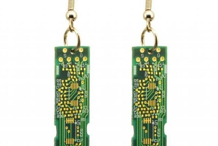 Orecchini geek-jewelry