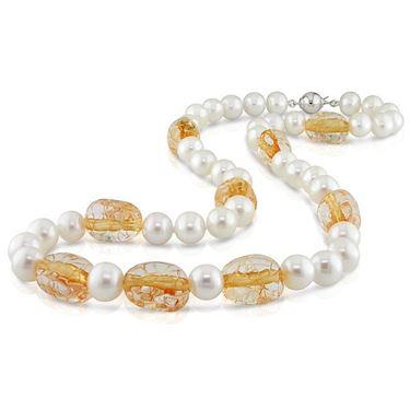 collana perle di murano